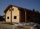 Дом из оцилиндрованного бревна в Конаково