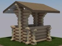 Малые архитектрурные формы