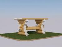 Проект стола Ст-01