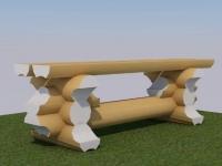 Проект лавки Л-01