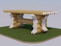 Проект стола Ст-02
